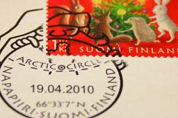 Письмо Санта-Клаусу в Лапландию