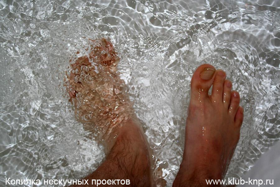 Как начинать закаливание холодной водой?