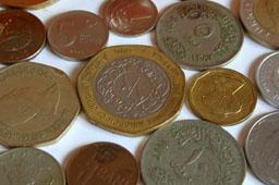 Картины из монет своими руками