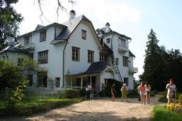 Музей-заповедник Поленово. Тульская область