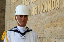 Мавзолей Ататюрка в Турции - Аныткабир