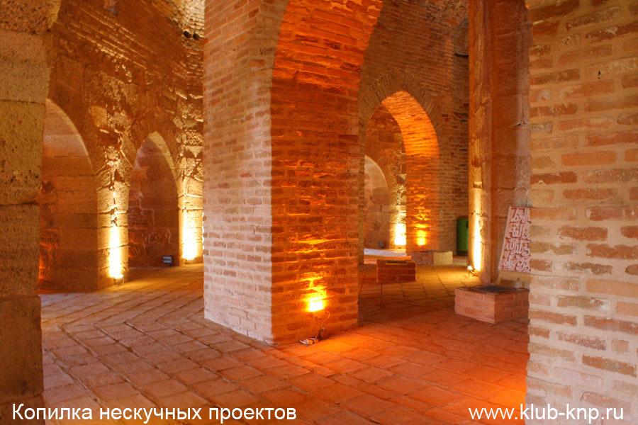 Красная башня в Алании (Кызыл Куле):