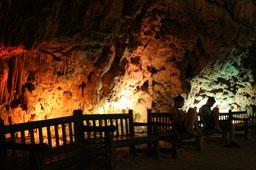Пещера Дамлаташ в Алании (Damlataş Mağarası)