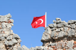 Достопримечательности Алании (Турция)