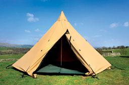 Формы туристических палаток