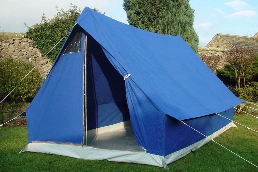 Кемпинговая палатка из вторсырья. Как сделать палатку из того 74
