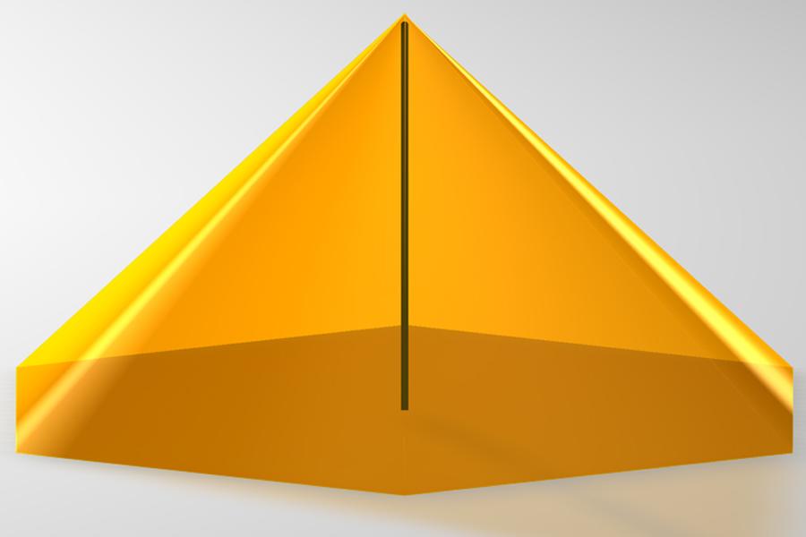 Формы палаток – шатер