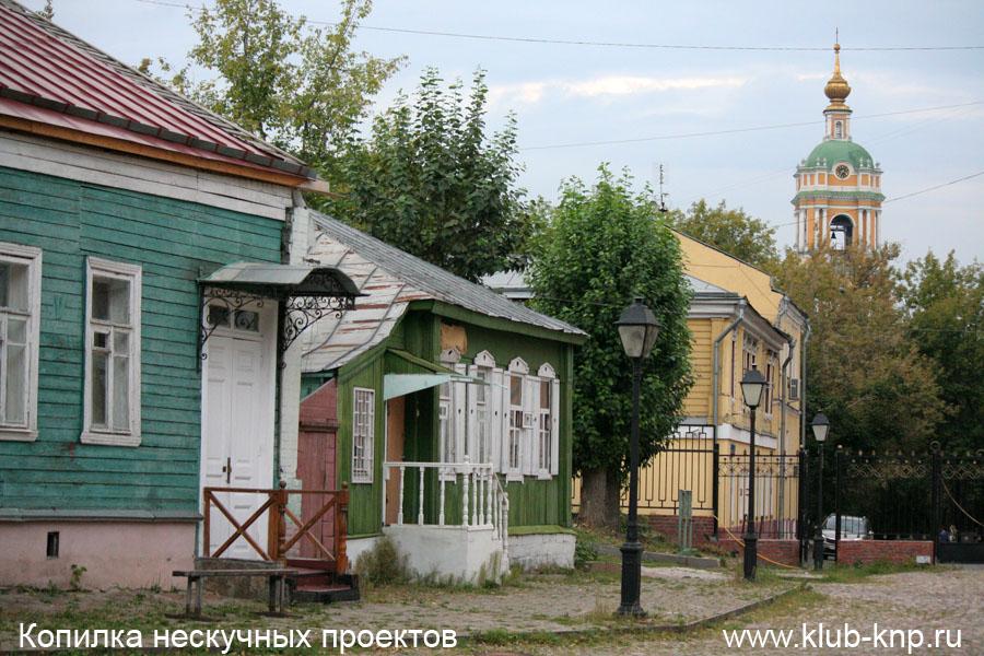 Где можно погулять в Москве