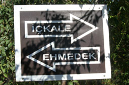 Крепость Эхмедек (Ehmedek) в Алании