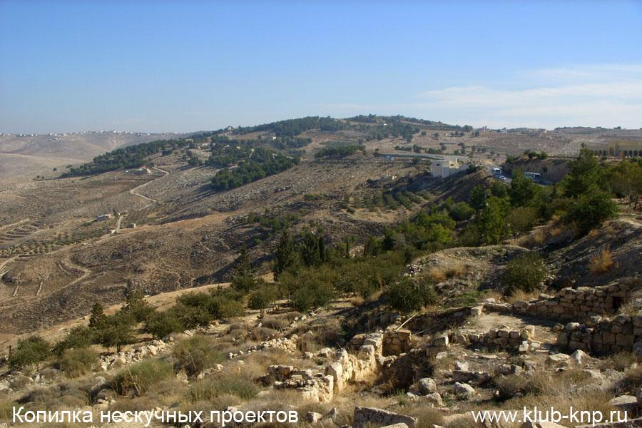 Мемориал Моисея в Иордании