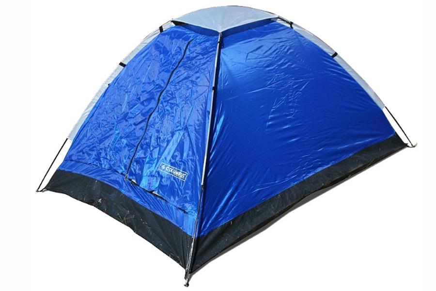 Однослойная палатка