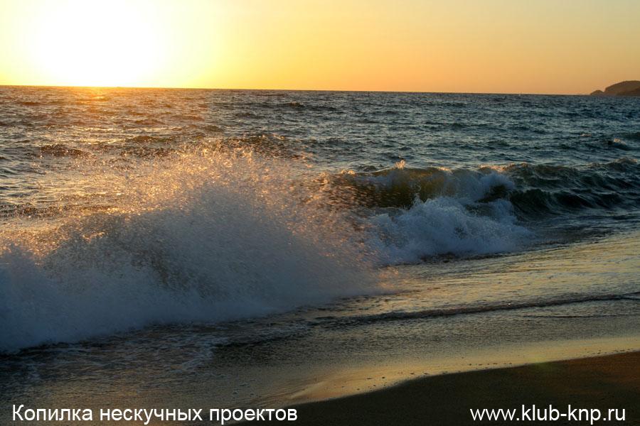 Пляж Клеопатры в Алании