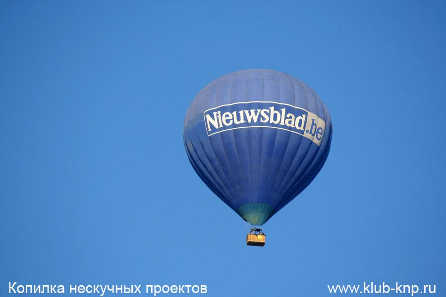 полет на воздушном шаре турция