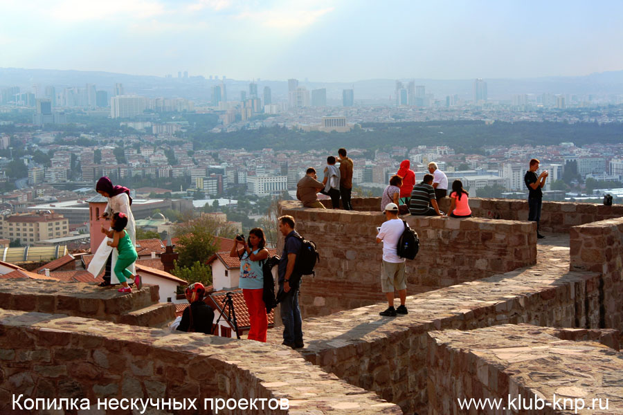Что посмотреть в Анкаре – крепость (цитадель)