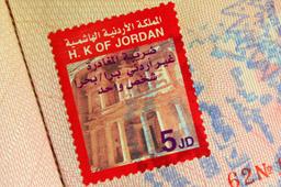 Древний город Петра в Иордании — идем через черный вход