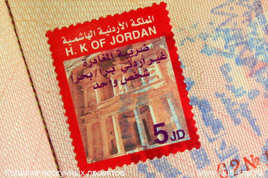 Древний город Петра в Иордании - идем через черный вход