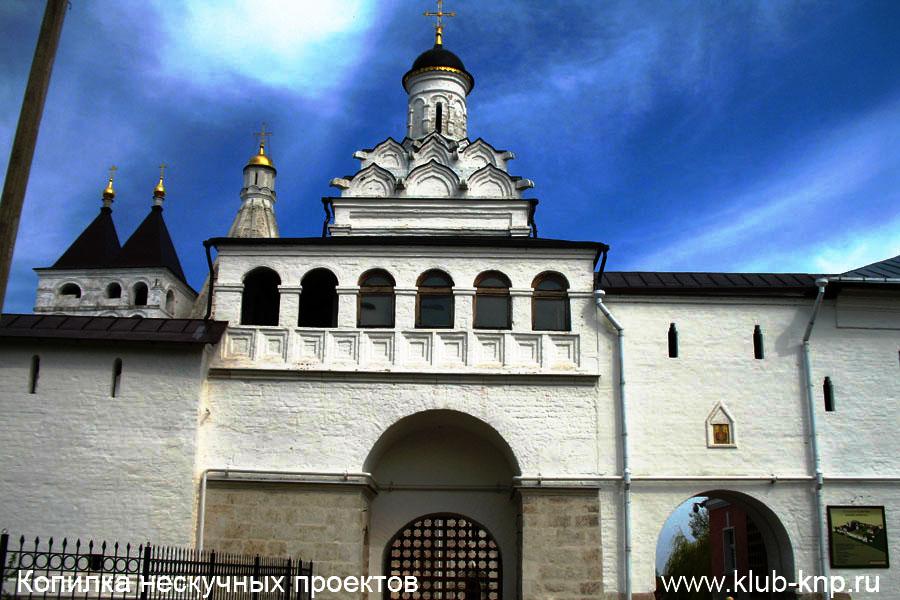 Монастыри Серпухова