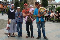 Как мы гостили в турецкой семье или как у них там все устроено