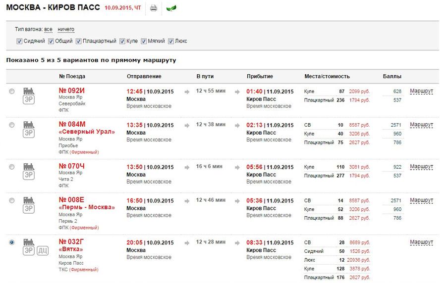 Как купить билеты на поезд через интернет (РЖД)