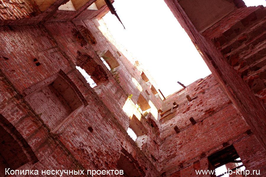 Мельница в Протвино