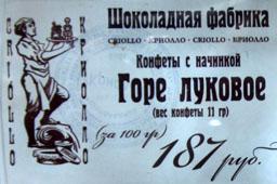 Музей истории шоколада Киров