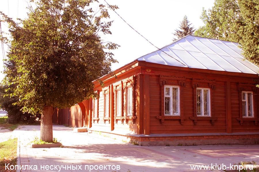 Дом-музей Цветаевой в Тарусе