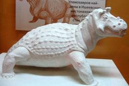 Вятский палеонтологический музей (Киров