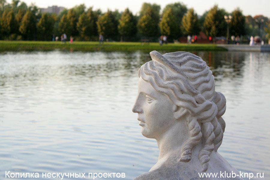 Царицынский парк. Фото. Отзыв.