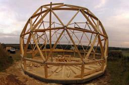 Купольный дом: отзыв владельца. Интервью с нашим приятелем Славой Шиматковым
