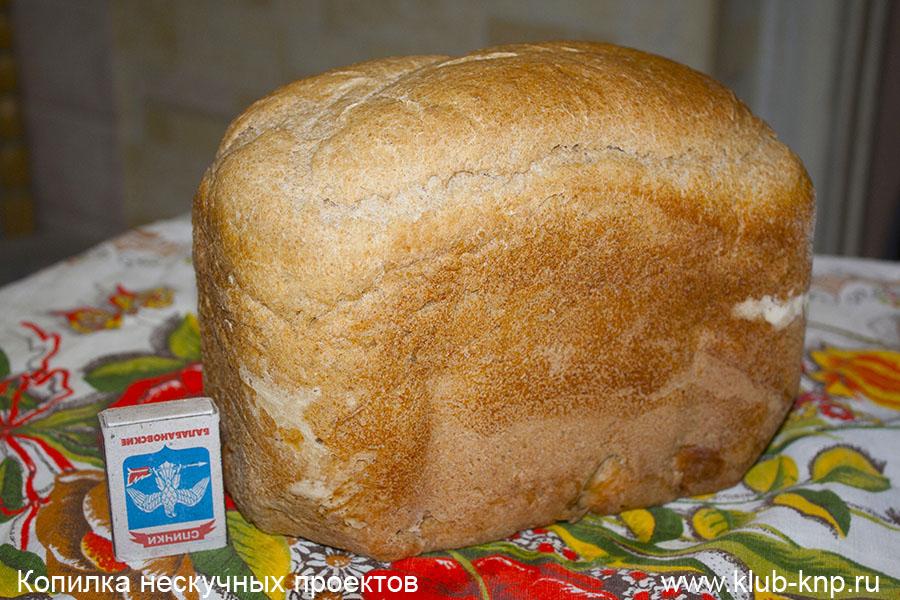 родители приходят рецепт хлеба для хлебопечки на закваске определенной температуре