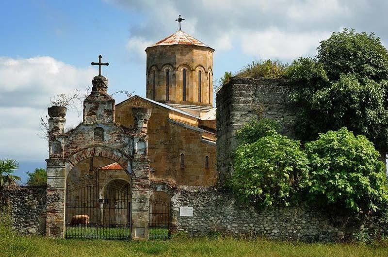 Моквский собор в Абхазии.