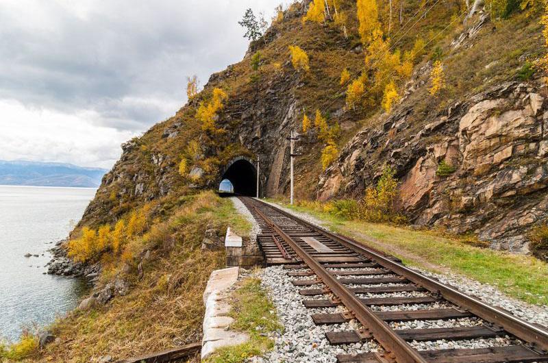 Прогулки вдоль Байкальской железной дороги